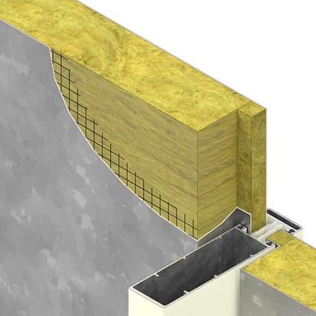 SIDERISE NXR Nexus Lamella Boards – Curtain Walling (formerly Lamatherm NXR)
