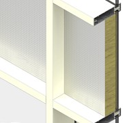 SIDERISE NXS Firesafe Spandrel Insulation (formerly Lamatherm NXS)