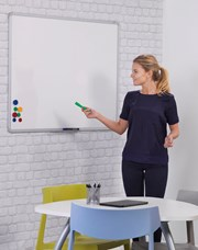 Magnetic Writing Boards - Coated Steel