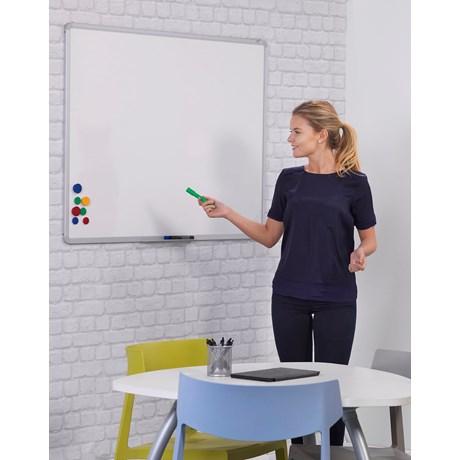 Vitreous Enamel Steel (VES) Projection Writing Board
