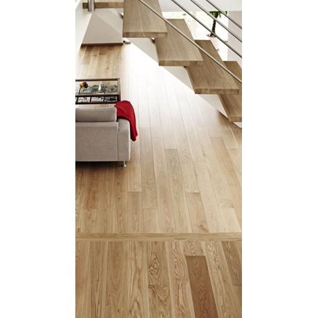 15 mm hardwood oak plank flooring