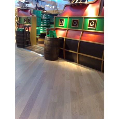 20.5 mm plank floating clip system floor
