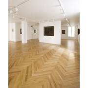 Junckers oak parquet wood blocks