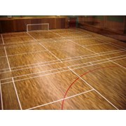 SylvaTech plus battened sports floor system