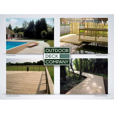 DuraPine™ - Decking