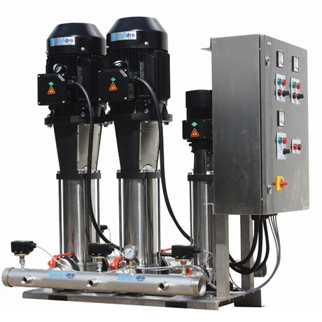 Hi-dro boost DA16 series - Clean water booster sets