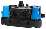 Trojan Double pump - Compact pumping stations