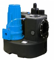 Trojan single pump - Compact pumping stations