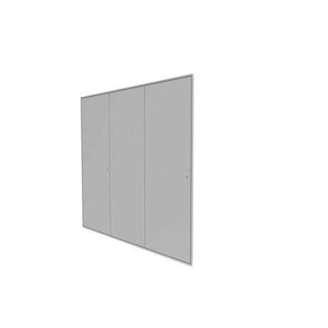 Profab 4000 Triple door - Access panel
