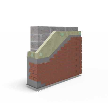 EWI (Mineral Wool) - 7mm Brick Slips