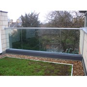 Spectrum Structural Glass System: Structural Glass System 19 mm