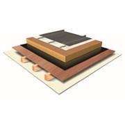 VMZ Standing seam on rigid insulation