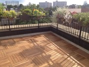Hardwood Timber Tile