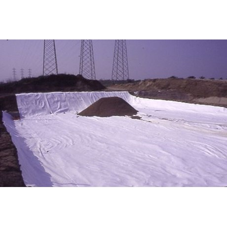 High Tenacity Virgin Fibre Polypropylene Geotextile Fabric