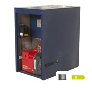 Warmflow Boilerhouse HE Pre-Wired Boiler