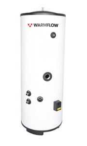Warmflow INDIRECT Unvented SS Hot Water Cylinder
