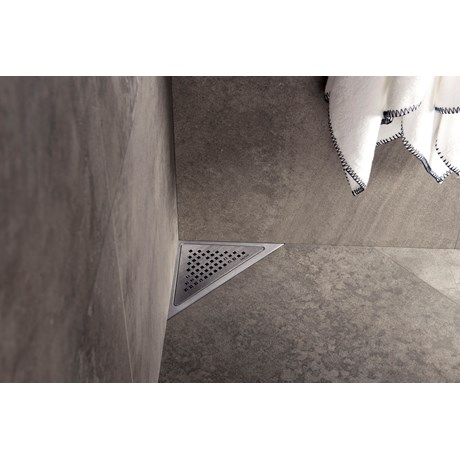Aqua Plus Delta - Shower drain