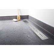 Vinyl - Shower drain