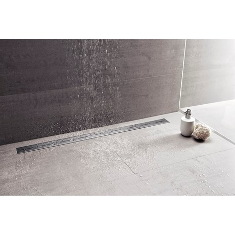 Waterstop - Shower drain