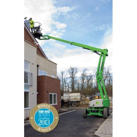 HR15 4x4 - Cherry picker