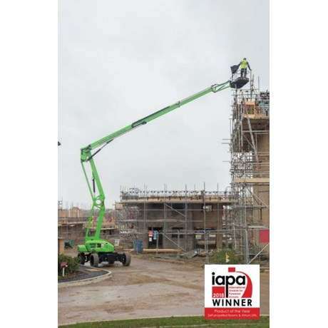 HR21 - 4x4 - Cherry picker
