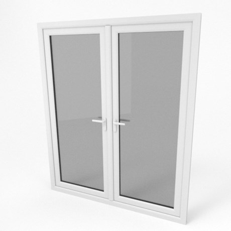 French Doors 8000 - 44 mm