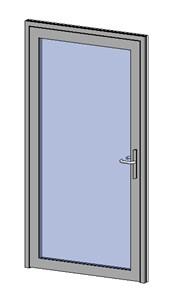 Premier Vision - Single Door