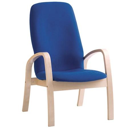 Oskar Arm ChairHigh Back