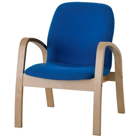 Oskar Arm Chair Low Back