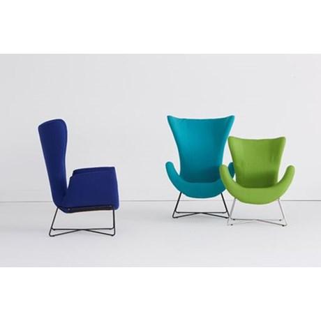 Smile Chair - Medium Back