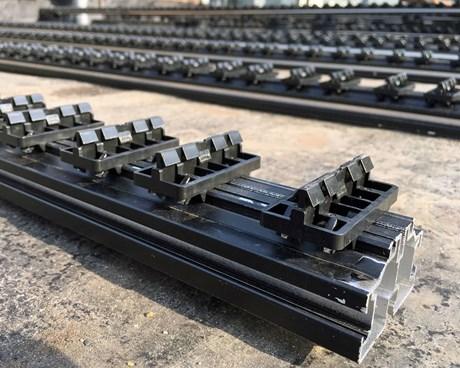 GRAD - Flat rail