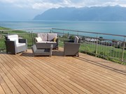 Thermo-Pine - Softwood deck board