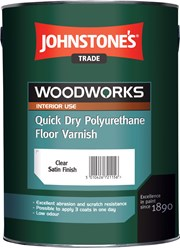 Quick Dry Polyurethane Floor Varnish