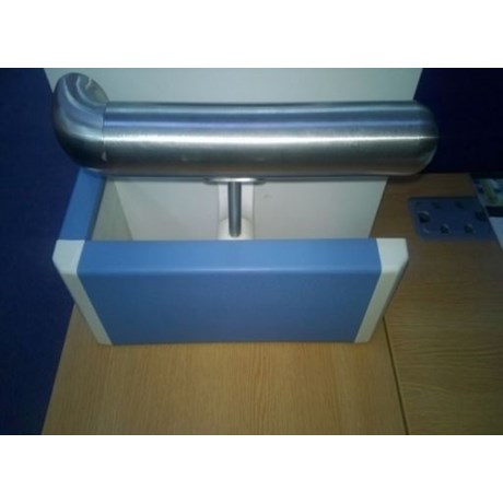 Guardian Twin Handrail Stainless Steel: 200PR