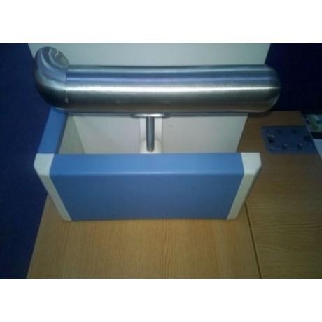 Guardian Twin Handrail Stainless Steel: 125PR
