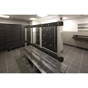 Legato BenchesIsland - Freestanding benches