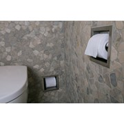 Roll holder square - Toilet roll holder