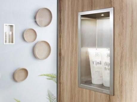 BOX 10 LED - Bathroom cabinet