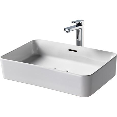 Fusaro Basin 100 White 1TH WHG