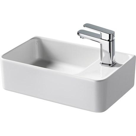 Fusaro H/R Basin 45 White 1TH R/Handed