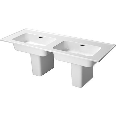 Fusaro Vanity Basin 120 White NTH