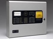 ExGo Three Zone Automatic Gas Extinguishing Panel - Control panel