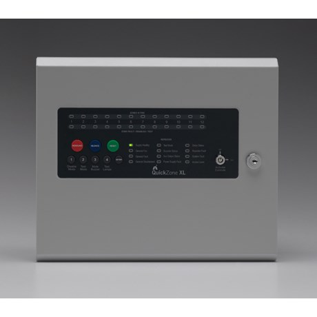 QuickZone Repeater -Repeater panel