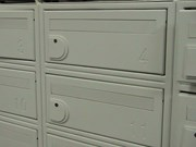 FR60MBH - Letter boxes