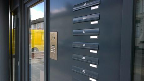 2700-1 - Letter boxes