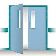 Postformed Double Doorset - Vision Panel 1