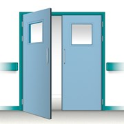 Postformed Double Doorset - Vision Panel 10