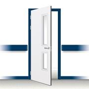Postformed Single Doorset - Vision Panel 3