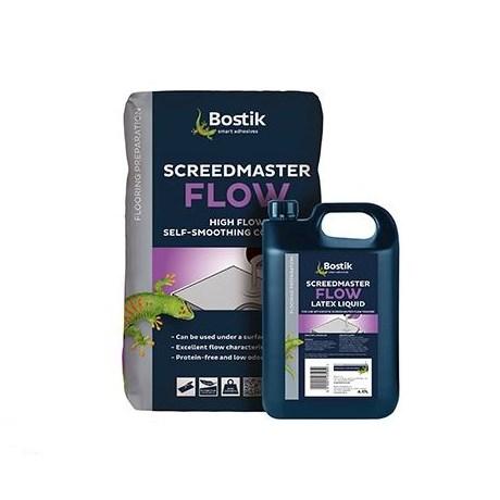 Bostik Screedmaster Flow - Bedding and underlay compounds