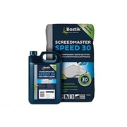 Bostik Screedmaster Speed 30 - Bedding and underlay compounds